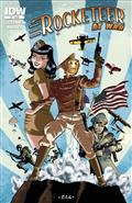 Rocketeer At War #1 (of 4) *Special Discount*