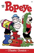 Popeye Classics Ongoing #41 *Clearance*