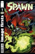 Image Firsts Spawn #1 (O/A) (MR)