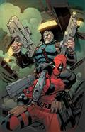 Deadpool And Cable Split Second #1 (of 3) *Special Discount*