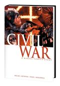 Civil War HC Mcniven Cvr New PTG *Special Discount*