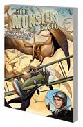 Where Monsters Dwell TP Phantom Eagle Flies Savage Skies *Special Discount*
