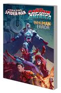 Asm Inhumans All New Captain America Inhuman Error TP *Special Discount*