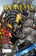 Project Nemesis #3 (of 6) Reg Cvr Frank *Clearance*