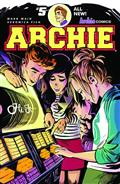 Archie #5 Veronica Fish Reg Cvr A