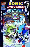 Sonic Universe #83 Reg Cvr A Yardley (C: 1-0-0)