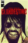 Clandestino #3 (MR) *Clearance*