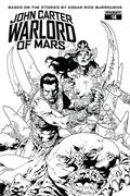 John Carter Warlord #14 (of 14) Cvr E 10 Copy Incv (Net) (Mr *Special Discount*