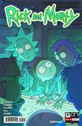 Rick & Morty #9 (C: 1-0-0)
