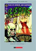 Pre Code Classic Avon Eerie HC Vol 01 *Special Discount*