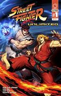 Street Fighter Unlimited #1 Cvr A Genzoman Story *Special Discount*
