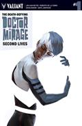 Dr Mirage Second Lives #1 (of 4) Cvr A Djurdjevic *Special Discount*