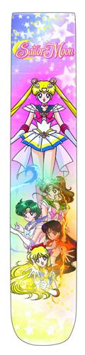 Sailor Moon 360 Print Photoreal Crew Socks (C: 1-1-2)
