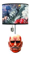 Attack On Titan Colossal Titan Head Table Lamp (Net) (C: 1-1