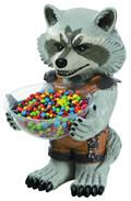 Marvel Heroes Rocket Raccoon Candy Bowl Holder (C: 1-1-2)