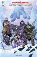 Dungeons & Dragons Frost Giants Fury #1 *Special Discount*