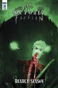 October Faction Deadly Season #3