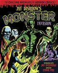 Jay Disbrow Monster Invasion HC