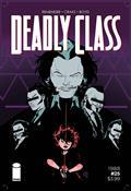 Deadly Class #25 (MR)