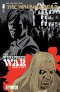 Walking Dead #161 Cvr A Adlard & Stewart (MR)