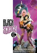 Black Science Ltd Ed Statue (C: 0-1-2)