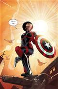 Captain America Sam Wilson #16