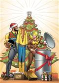 Power Man Iron Fist Sweet Christmas Annual #1 Von Eeden Var