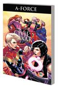 A-Force TP Vol 02 Rage Against Dying of Light *Special Discount*
