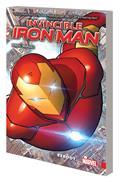 Invincible Iron Man TP Vol 01 Reboot *Special Discount*