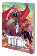 Mighty Thor TP Vol 01 Thunder In Her Veins *Special Discount*