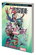 Heroes Power Women Marvel All New Marvel Treasury Ed TP *Special Discount*