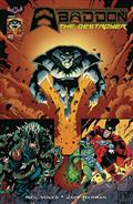 Abaddon The Destroyer #1 Main Cvr *Special Discount*
