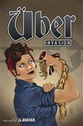 Uber Invasion #1 Propaganda Poster Cvr (MR)