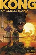 Kong of Skull Island TP Vol 01 (C: 0-1-2)