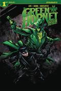 Green Hornet Reign of Demon #1 (of 4) Cvr A Lashley *Special Discount*