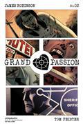 Grand Passion #2 (of 5) Cvr A Cassaday