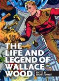 Life & Legend Wallace Wood HC (C: 0-1-2) *Special Discount*