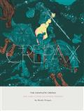 Complete Crepax HC Time Eater (MR) (C: 0-1-2)