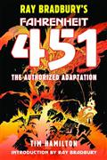 Ray Bradbury Fahrenheit 451 Adaptation GN
