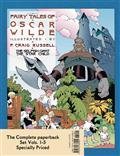 Tales of Oscar Wilde Complete TP Set Vol 1-5 (C: 0-0-1)