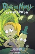 Rick & Morty Lil Poopy Superstar TP Vol 01