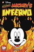 Disney Great Parodies GN Vol 01 Mickeys Inferno (C: 0-0-1)