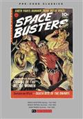 Pre Code Classics Space Busters Space Patrol HC (C: 0-1-1) *Special Discount*