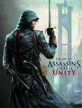 Art of Assassins Creed Unity HC