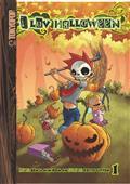I Luv Halloween GN Vol 01 (MR)