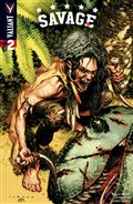 Savage #2 Cvr A Larosa