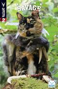 Savage #2 Cvr C Cat Cosplay Var