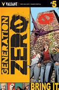 Generation Zero #5 Cvr A Mooney