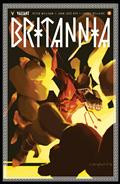 Britannia #4 (of 4) Cvr A Nord