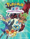Pokemon Pocket Comics Xy GN (C: 1-0-1)